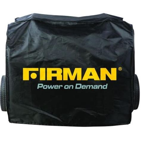 firman generators 4000 watt 9000 watt weather proof