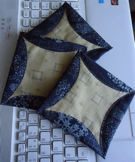 Japanese Patchwork Quilts - japanese folded patchwork bag