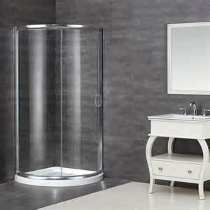 aston 36 x 36 inch neo clear glass shower enclosure