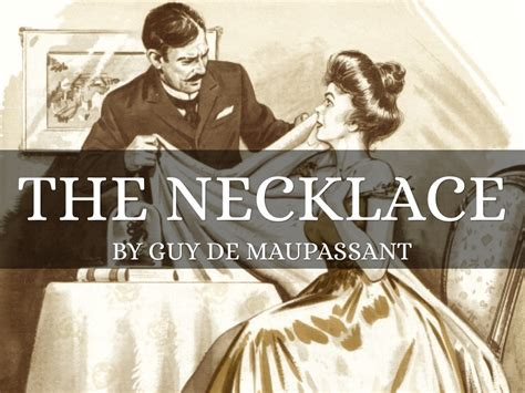 The Necklace by The Necklace By Eron Garza