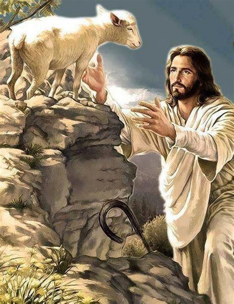 imagenes de jesucristo el buen pastor bocadillos espirituales para vivir la pascua jes 250 s el