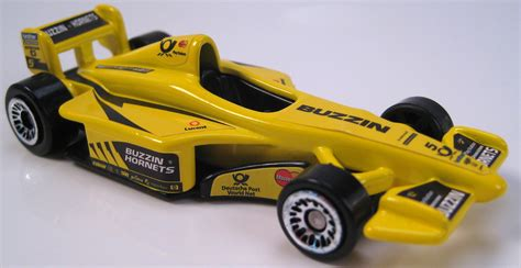 Image   McDonalds F1 car yellow   Hot Wheels Wiki