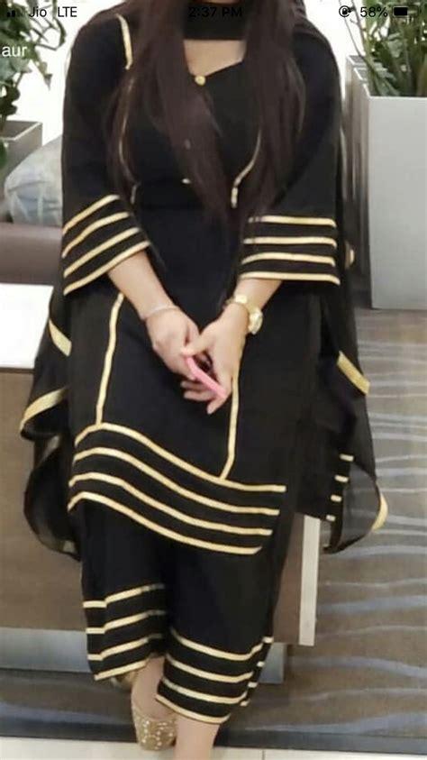 laces  plain suit punjabi suit neck designs neck