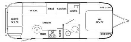 airstream travel trailers floor plans 27fb international airstream travel trailer floor plan weaselmouth