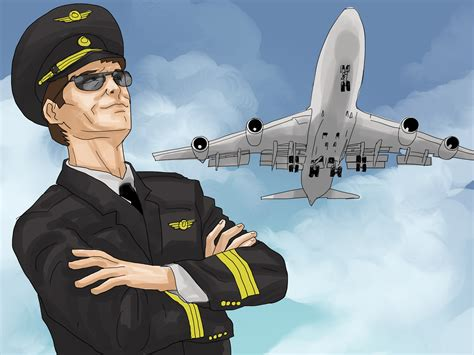 a day in the of an airline pilot books 6 ways to become an airline pilot wikihow