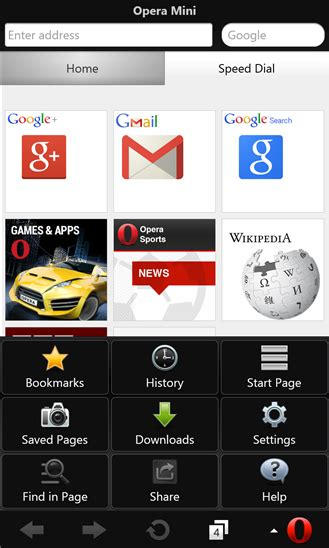 opera mini untuk windows phone nokia lumia