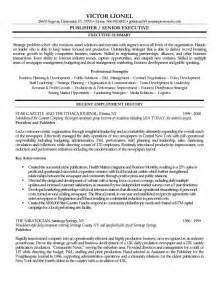 Resume Template Publisher Publisher Resume