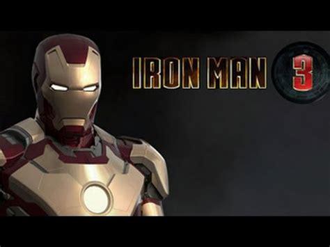 iron man official game walkthrough ios youtube