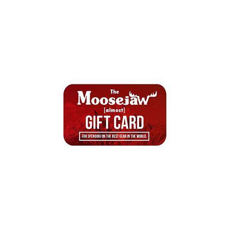 Moosejaw Gift Card Balance - moosejaw almost gift card