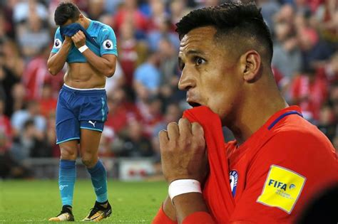 alexis sanchez crying alexis sanchez posts message saying he is tired of crying