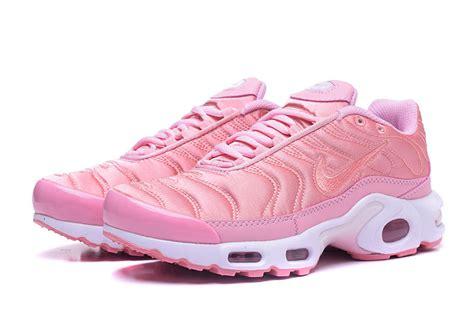 nike comfortable sneakers comfortable nike air max ultra plus pink white sneakers