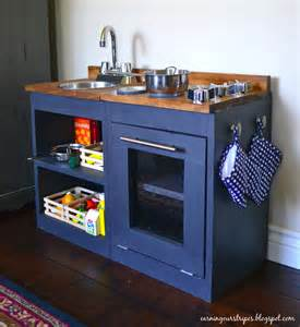 diy play kitchen ideas earning our stripes diy play kitchen