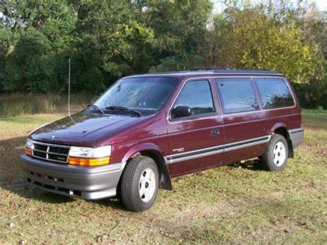 service manual books about how cars work 1993 dodge grand caravan transmission control