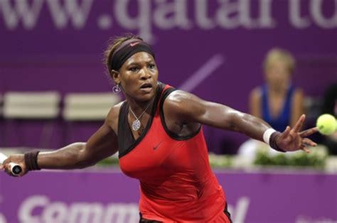 Wardrobe During Tennis Matches by Serena Williams Wardrobe