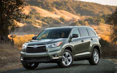 toyota highlander toyota highlander 2016 wallpapers hd high resolution