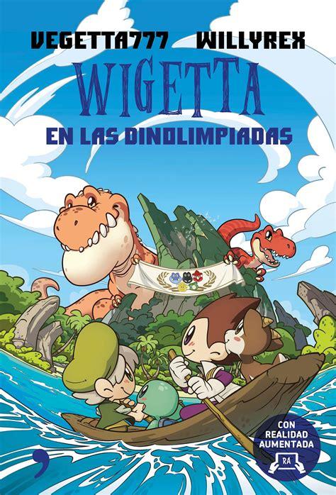libro wigetta wigetta en las dinolimpiadas planeta de libros