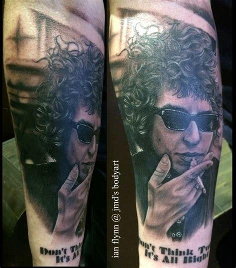 bob dylan tattoo bob by ian flynn my portfolio