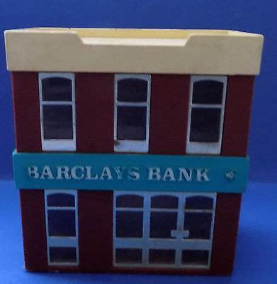 barclays bank currency vintage barclays bank money box safe saving bank 1970 s
