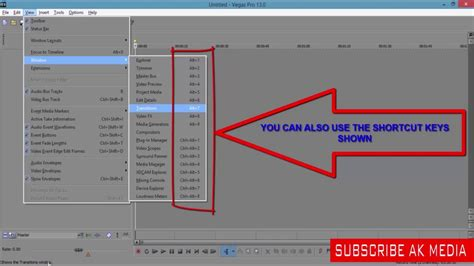 A Place Preview How To Get Your Preview Back In Sony Vegas Pro 13 14