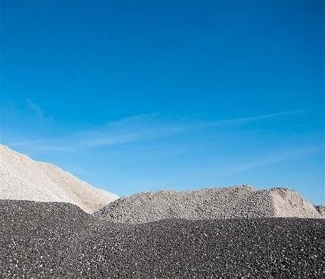 ghiaia vagliata vendita sabbia e ghiaia provincia bergamo cava di palosco