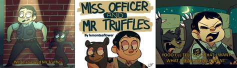Miss Officer by Miss Officer And Mr Truffles Meme Of The Month Panacea