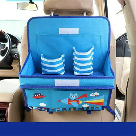 Cot Car Seat Table Organizer car organizer for oxford auto organizers back seat child dining table storage box