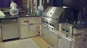 viking outdoor kitchens viking outdoor kitchen backyard kitchens pinterest