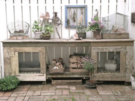 oggetti per giardino shabby chic tantissime soluzioni per la casa e il
