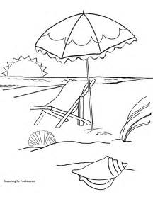 Pictures Beach Related Coloring Book Page Free Printable Color Pages  sketch template