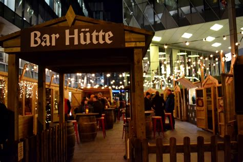 Hutte Manchester by Bar Hutte Returns To Manchester Spinningfields