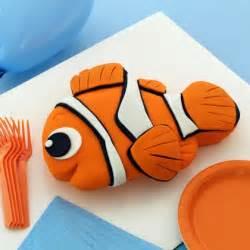 Nemo Cake Template by Finding Nemo Cake Disney Family