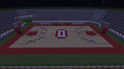 Ohio State Judiciary Search My Version Of The Ohio State Basketball Court Minecraft Project