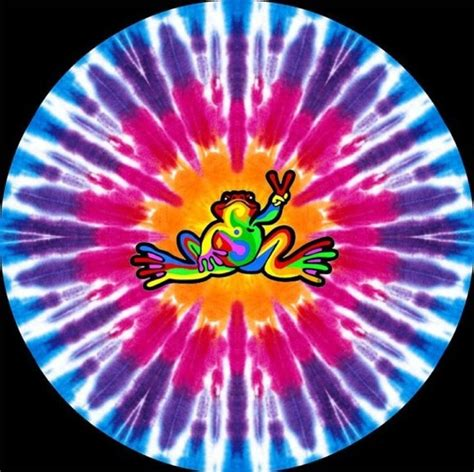 american hippie quotes peace tie dye peace frog