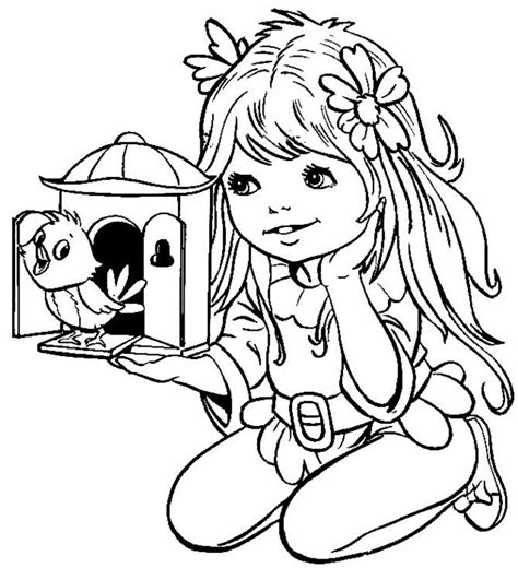 printable coloring pages girl coloring book pages for girls 99 free printable coloring