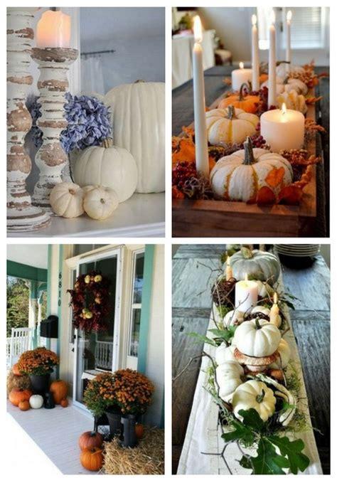 pumpkin home decor pumpkins arrangements for fall home decor comfydwelling