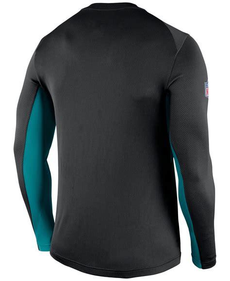 Bajukaost Shirt Nike Slevee 1 lyst nike s sleeve jacksonville jaguars vapor t shirt in black for