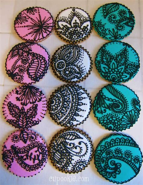 40 best henna images on 40 best images about decorated cookies on