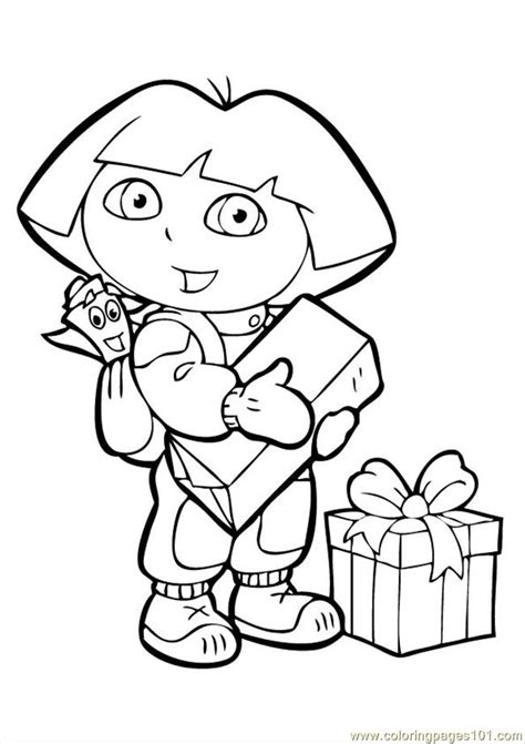 dora spanish coloring pages dora the explorer coloring page free dora the explorer