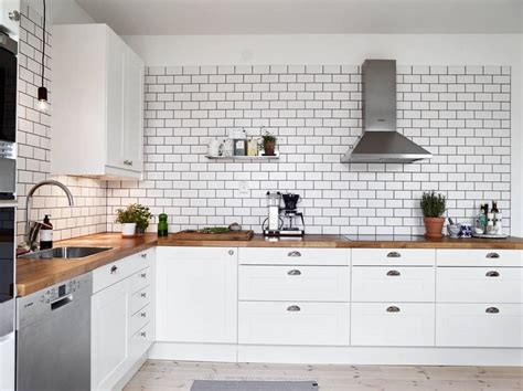 Modern Kitchen Tile Backsplash best 25 white tile kitchen ideas on pinterest subway