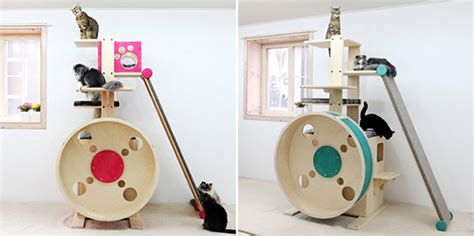 modern cat tree modern cat tree by danchanand on etsy pet the gallery for gt diy cat tree house