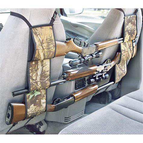 Seat Gun Rack by Classic Accessories Seat Back Gun Rack Camo 76302 Gun