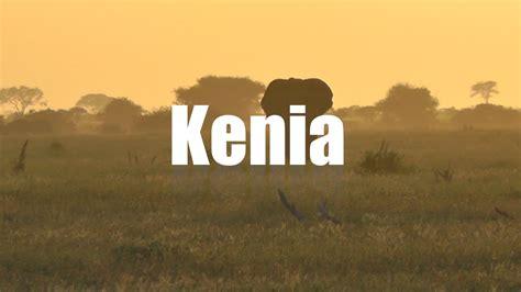 Syari Kanita kenia safari