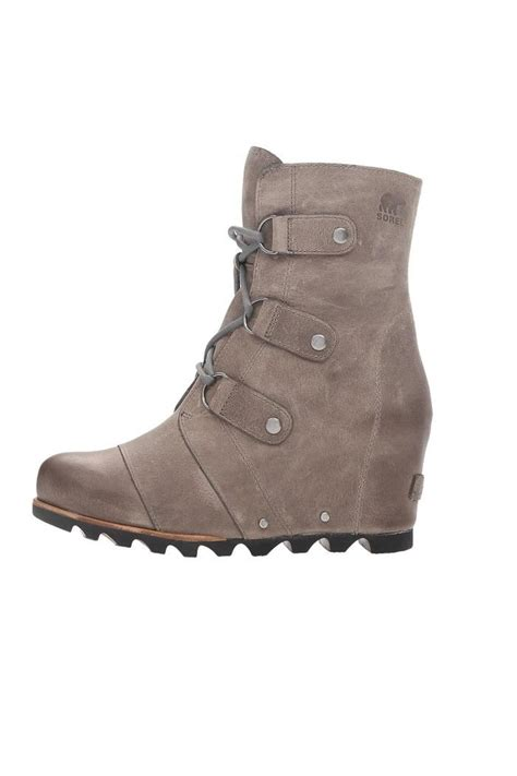 sorel wedge boot from canada by modern sole shoptiques