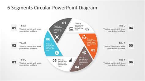 circular diagrams powerpoint templates 6 segments circular powerpoint diagram
