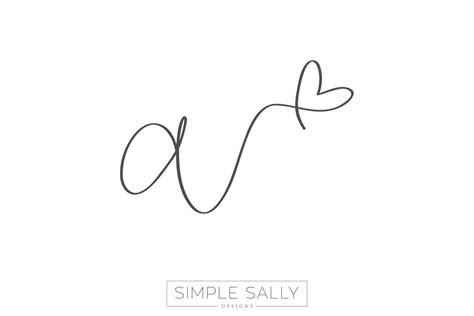 simple handwritten tattoo design a tattoo 187 simple sally