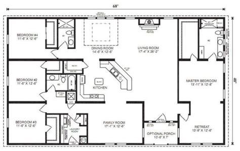 simple efficient house plans best 25 4 bedroom house plans ideas on pinterest house