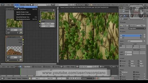 tutorial blender nodes blender 3d tutorial beginners how to render layers with