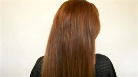 without hair 4 ways to straighten your hair without heat wikihow