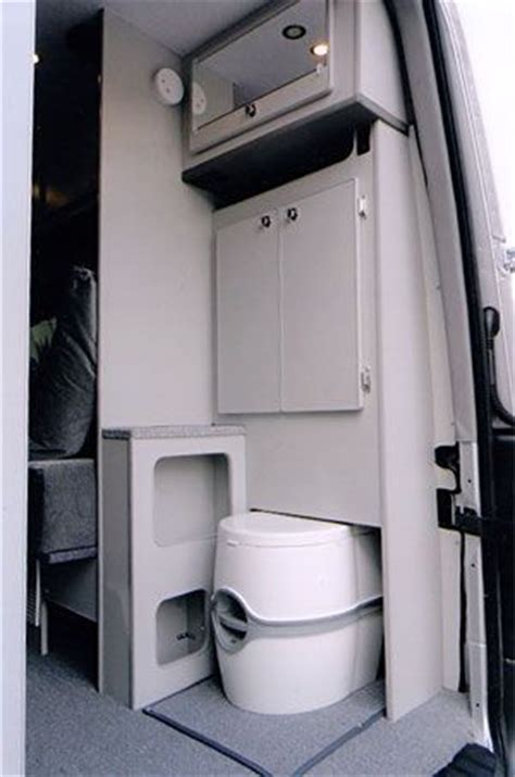 conversion vans with bathrooms 199 best sprinter cing van conversion ideas images on