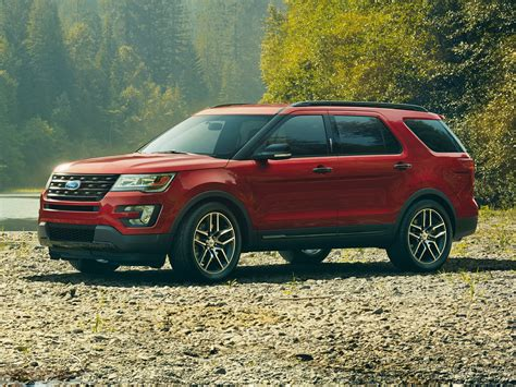 ford explorer 2017 2017 ford explorer price photos reviews features